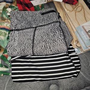 Lulu and athelta leggings